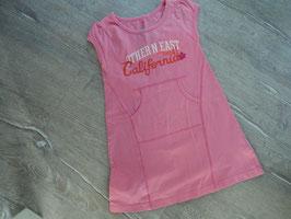 SS-96 ✿Kleid in rosa mit vorderer Eingriffstasche Other N Eats California von H&M✿ Gr. 122