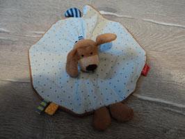 2438 Fingerpuppen Tuch Hund von SIGIKID
