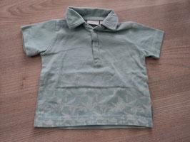 M-35 Shirt mit Kragen mint von MEXX Gr. 62