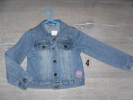 4 Jeansjacke Little Unicorn Gr. 110