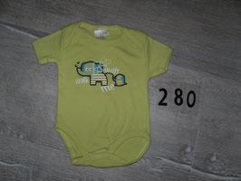 280 Body Elefant Gr. 50/56