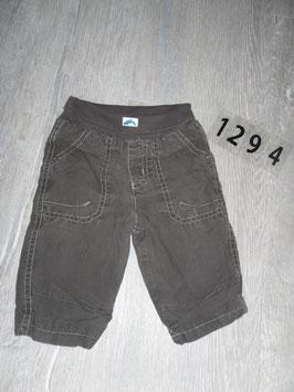 1294 Leichte Hose dunkel braun von EAT ANTS Gr. 68