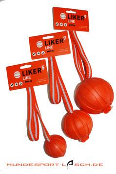 Liker Line Ball - jetzt mit Gurtband