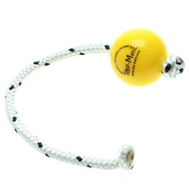 Top-Matic Fun-Ball Mini-GELB mit Seil SOFT