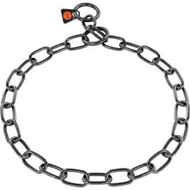 Halskette Edelstahl Medium brüniert 51541 / 57
