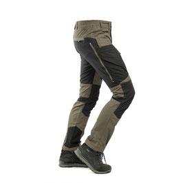 Arrak Actice Stretch Hose Male braun & khaki