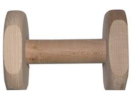IGP Apportierholz mit ovalem Steg