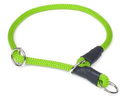 Mystique Nylon round Halsband mit Zugstop 8mm