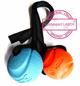 Chuckit Fetch Ball M 6 cm  mit Seil