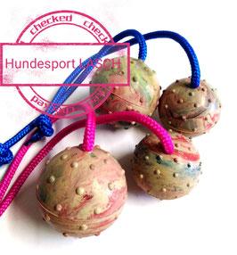 Vollgummi  Ball aus europäischer Produktion!
