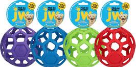JW Hol-EE Roller Gitterball aus langlebigem Naturkautschuk