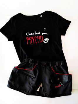 Cute but Psycho Rundhals T-Shirt