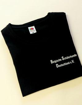 BSD e.V. T-Shirt mit Schriftzug