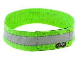 Mystique® Signalhalsbänder mit Klettverschluss
