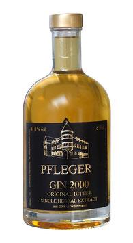 GIN 2000 Original Bitter dry single herbal extract