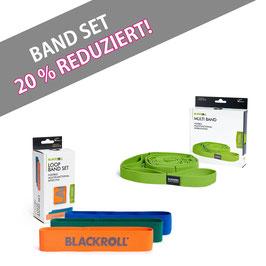 BLACKROLL® BAND SET - 20% Reduziert