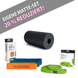 BLACKROLL® EIGENE MATTE SET - 20% Reduziert