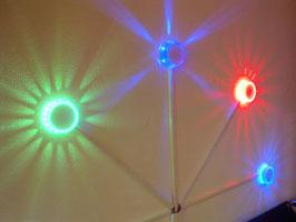 Накладной светодиодный светильник DL24L220V
