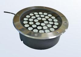 грунтовый LED светильник LS-36W-004