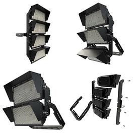 Светодиодный прожектор LS-2000W -Q-Sport