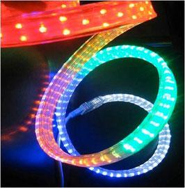LED 4 плоский дюралайт LS-LED-П4