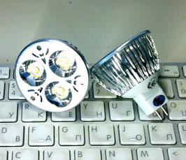 Светодиодная лампа LS- MR16 3LED 9W