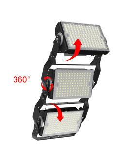 Светодиодный прожектор LS-900W Com