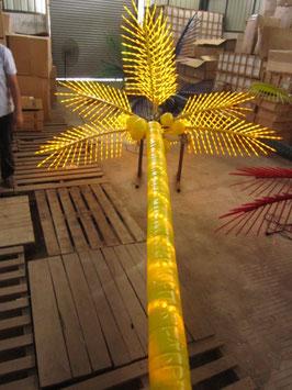 Светодиодная пальма LS-7.5m.