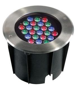 грунтовый LED светильник LS-35W-002