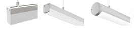Линейный потолочный светильник LS-A
