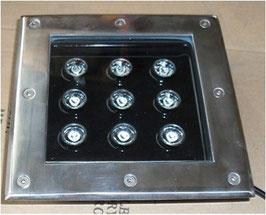 грунтовый LED светильник LS-12W-006