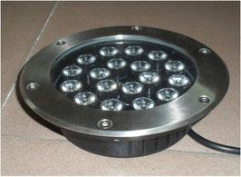 грунтовый LED светильник LS-18W-002