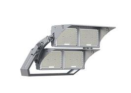 Светодиодный прожектор LS-2000W Pro-F