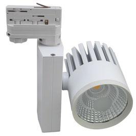 трековый светодиодный светильник LS-50W-K