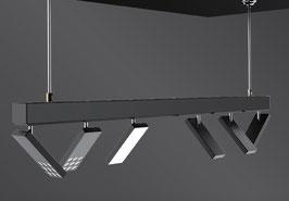 Магнитный трековый светильник LS- C