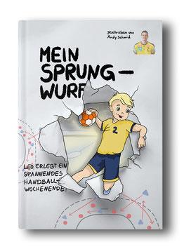 Andy Schmid - Mein Sprungwurf