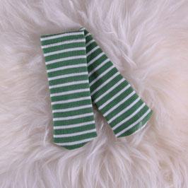 Rucki-Zucki-Ringelsocken grün/ weiß Ringel 1 Paar Montags-Direkt-SALE