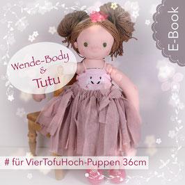 E-Book Wende-Body & Tutu-Röckchen (VierTofuHoch 36cm)