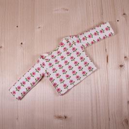 """B-Ware"" Shirt rosa Blumen"