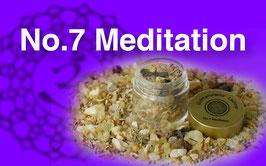 No.7 - Meditation