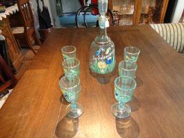 Hp-5/15 Karaffe mit 6 Gläsern
