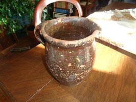 HP-6/12 Krug aus Keramik um 1850