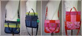 Überschlagtasche LAURA