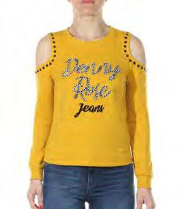 Maglia di felpa manica lunga art 921Nd64004 Denny Rose Jeans Autunno 2019/20