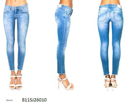 Jeans patalone denim donna Denny Rose art 811SJ26010  Primavera 2018
