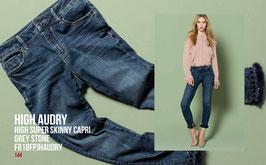 Jeans denim Donna Fracomina art FR18FPJHAUDRY  Autunno Inverno 2018/19