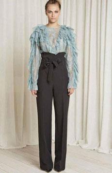 Pantalone donna Denny Rose art 821DD20000 Autunno 2018/19 col nero