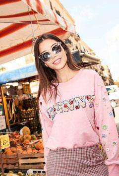 Maglia donna Denny Rose art 911DD60000 Primavera Estate 2019