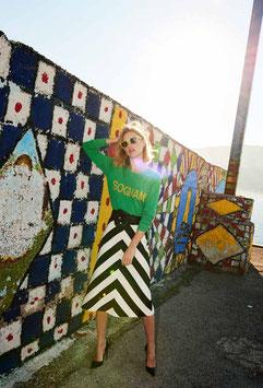 Maglia donna Denny Rose art 911DD50018 Primavera Estate 2019 col verde