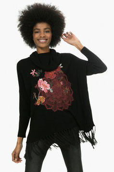 Shirt Maglia Jers_clara Desigual art 67J21E7 Autumn Winter 2016